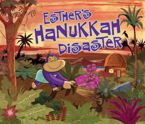Esther's Hanukkah Disaster, Jane Sutton