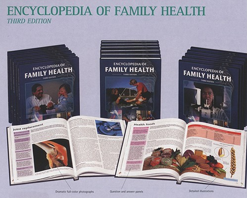 Image for Encyclopedia Of Family Health, 18 volume set