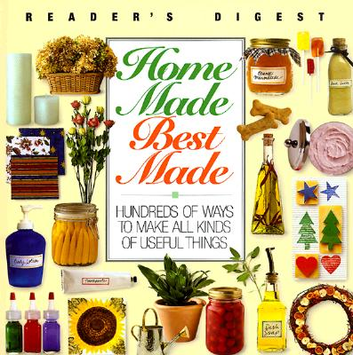 Image for Homemade, best made (Reader's Digest)