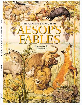 Image for The Classic Treasury Of Aesop's Fables (Children's Illustrated Classics S)