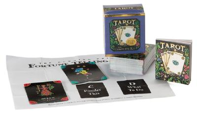 Image for TarotTarot Card Deck and Book Set Complete Mega Mini Kit Fortune Telling Men Women Teen (Miniature Editions)