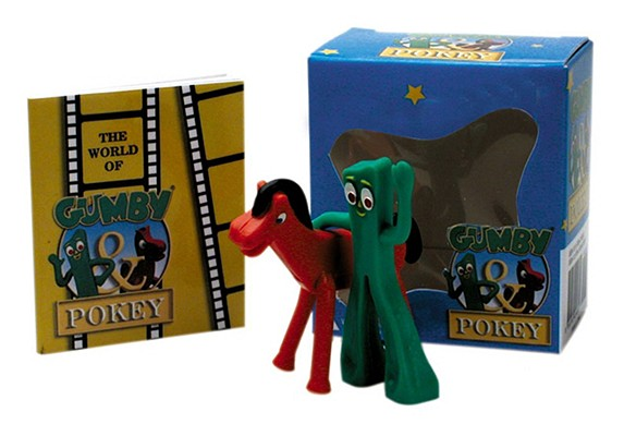 The Gumby and Pokey Kit (Miniature Editions), The Clokeys