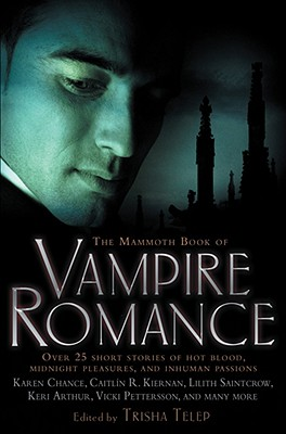 Image for The Mammoth Book of Vampire Romance (Mammoth Books)