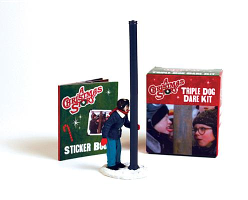 A Christmas Story: Triple Dog Dare Kit (Mega Mini Kits)