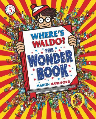 Image for Where's Waldo? The Wonder Book