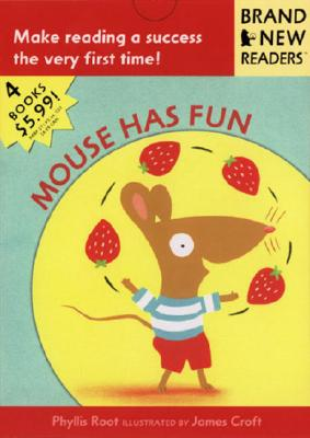"""Mouse Has Fun: Brand New Readers, """"Root, Phyllis"""""""