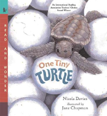 "One Tiny Turtle: Read and Wonder, ""Davies, Nicola"""