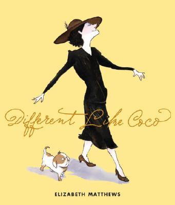 "Different Like Coco, ""Matthews, Elizabeth"""