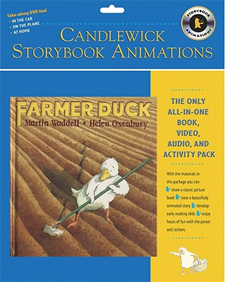 Farmer Duck: Candlewick Storybook Animations, Waddell, Martin