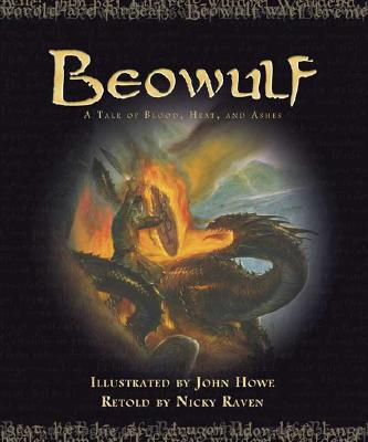 Image for Beowulf: A Tale of Blood, Heat, and Ashes