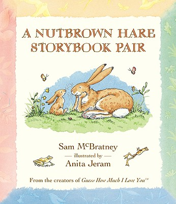 Image for A Nutbrown Hare Storybook Pair Boxed Set (Guess How Much I Love You)