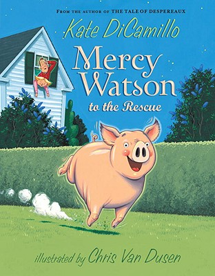 Image for MERCY WATSON TO THE RESCUE (MERCY WATSON, NO 1)