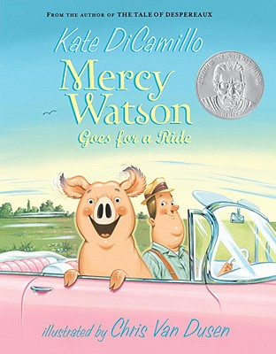 Image for MERCY WATSON GOES FOR A RIDE