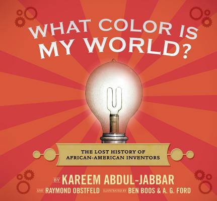 Image for What Color Is My World?