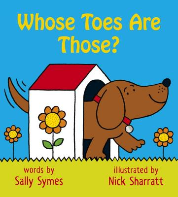 """Whose Toes Are Those?, """"Symes, Sally"""""""