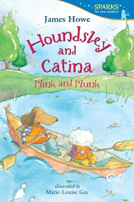 Image for Houndsley and Catina Plink and Plunk: Candlewick Sparks