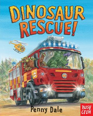 Image for Dinosaur Rescue! (Dinosaurs on the Go)