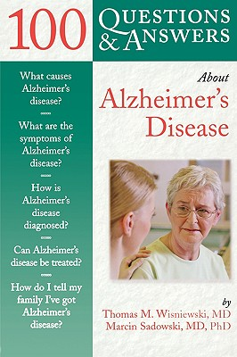 Image for 100 Questions  &  Answers About Alzheimer's Disease (100 Questions and Answers About...)