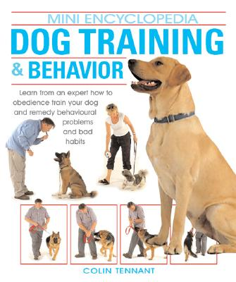 Image for Dog Training & Behavior (Mini Encyclopedia Ser.)