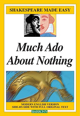 Image for Much Ado About Nothing (Shakespeare Made Easy Series)
