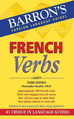 Image for French Verbs (Barron's Foriegn Language Guides)