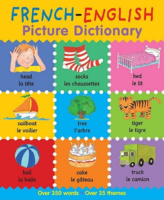 FRENCH-ENGLISH PICTURE DICTIONARY, CATHERINE BRUZZONE