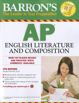 Image for Barron's AP English Literature and Composition, 4th Edition