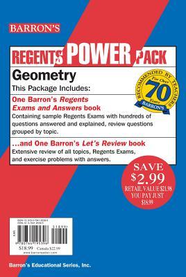 Image for Geometry Power Pack (Regents Power Packs)