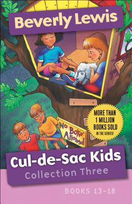 Image for Cul-de-Sac Kids Collection Three: Books 13-18