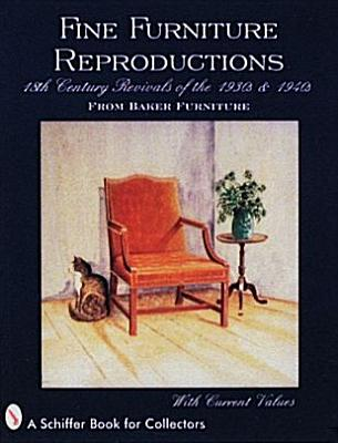 Image for FINE FURNITURE REPRODUCTIONS