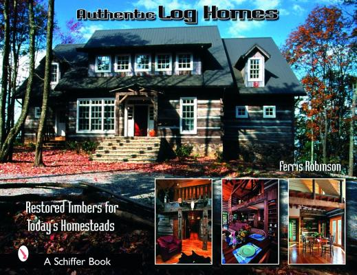 Image for AUTHENTIC LOG HOMES