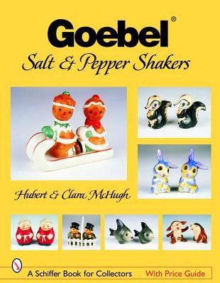 Image for Goebel Salt & Pepper Shakers