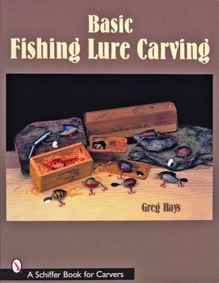 Image for Basic Fishing Lure Carving