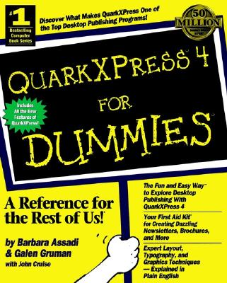 Image for QUARKXPRESS 4 FOR DUMMIES