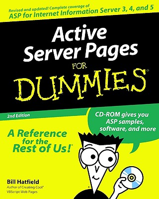 Image for Active Server Pages for Dummies