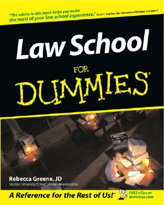 Image for Law School For Dummies