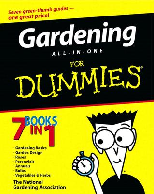 Image for Gardening All-in-one For Dummies