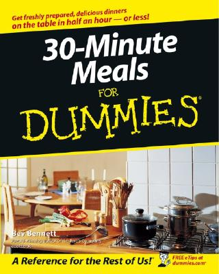 Image for 30-Minute Meals For Dummies
