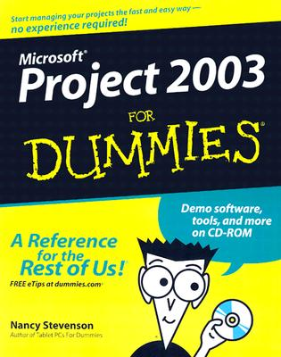 Image for Microsoft Project 2003 For Dummies