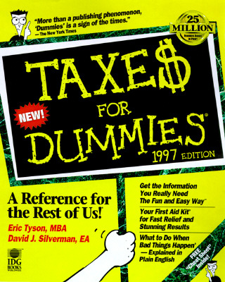 Image for TAXES FOR DUMMIES