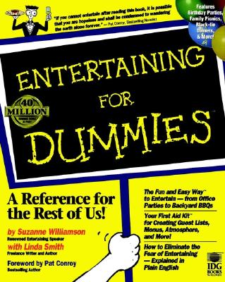 Image for Entertaining For Dummies