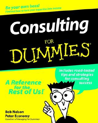 Image for CONSULTING FOR DUMMIES
