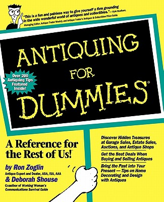 Image for Antiquing For Dummies
