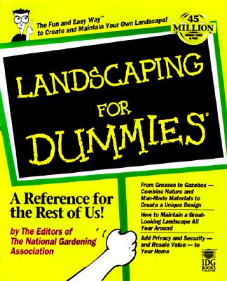 Image for Landscaping for Dummies