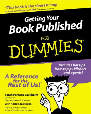 Image for GETTING YOUR BOOK PUBLISHED FOR DUMMIES
