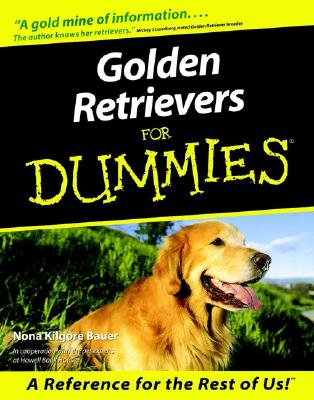Image for Golden Retrievers For Dummies