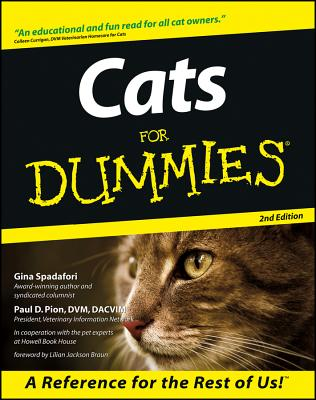 Image for Cats for Dummies