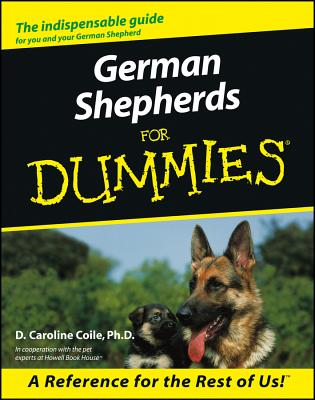 Image for German Shepherds for Dummies