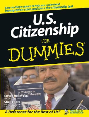 Image for U.S. Citizenship For Dummies