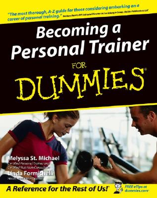 Image for Becoming a Personal Trainer For Dummies